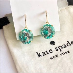 Kate Spade Crystal Earrings